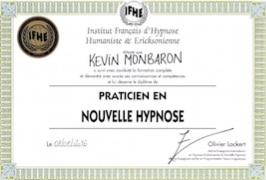Praticien en Nouvelle Hypnose